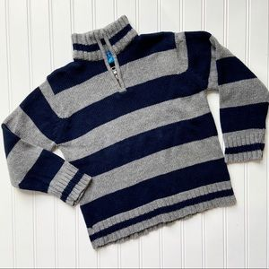 •The Children's Place• striped pullover sweater